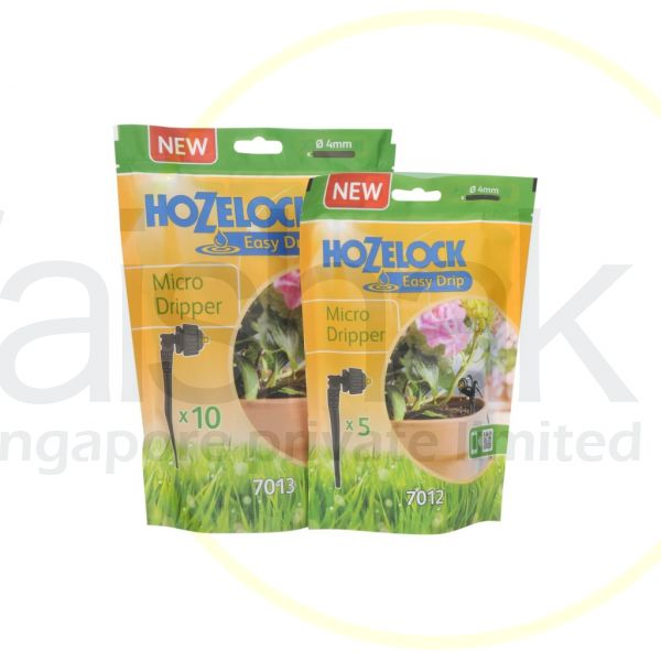 Hozelock,  Micro Dripper, 7012 (5 Piece / Pack)