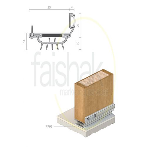 Raven, Intumescent Fire Seals, RP114