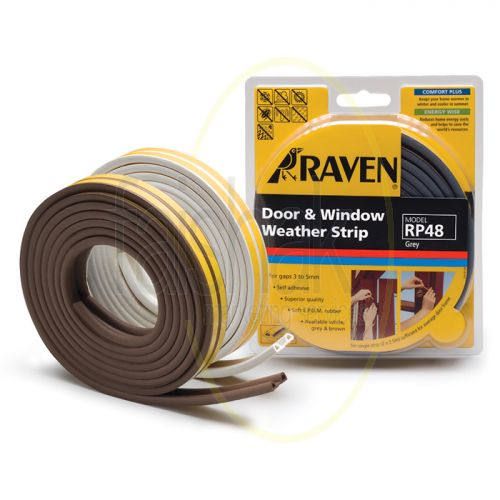 Raven, Door & Window Weather Strip, RP48