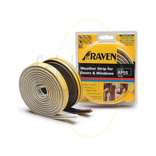 Raven, Door & Window Weather Strip, RP55