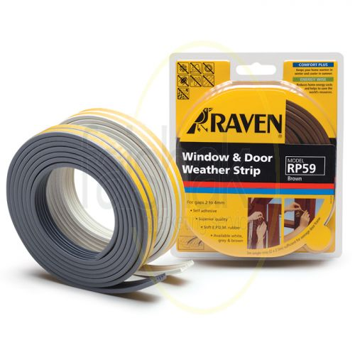 Raven, Door & Window Weather Strip, RP59